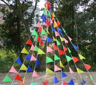 Krāsaini vai balti karodziņi
